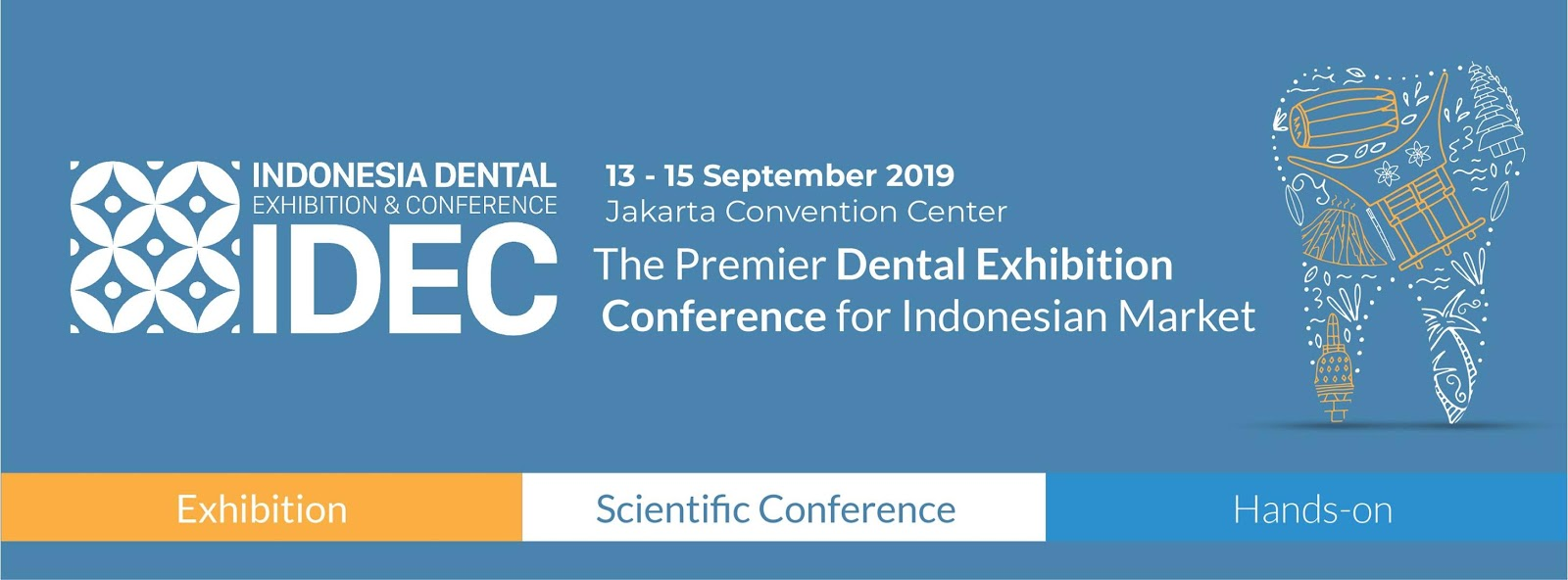 Indonesia Dental Exhibition and Conference (IDEC)