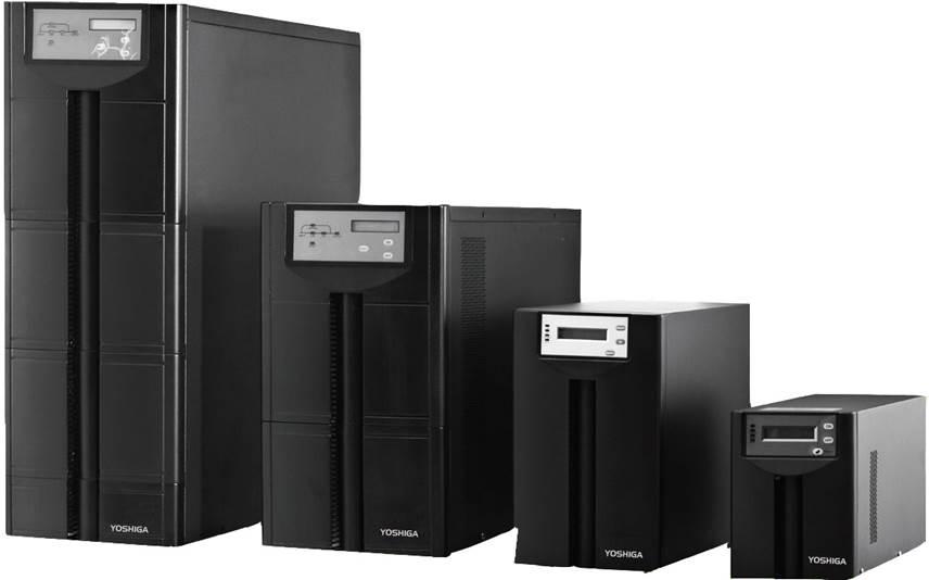 Yoshiga HPT Series Online UPS (1~10KVA)